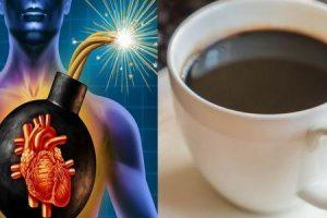 efeitos colaterais de beber excesso de café preto