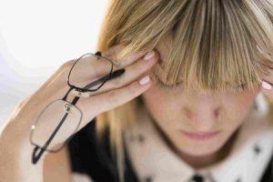 estresse afeta todo o seu sistema e não apenas a sua mente