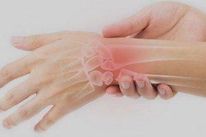 fratura composta dos ossos dos dedos