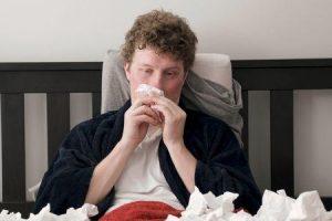gripe contagiosa
