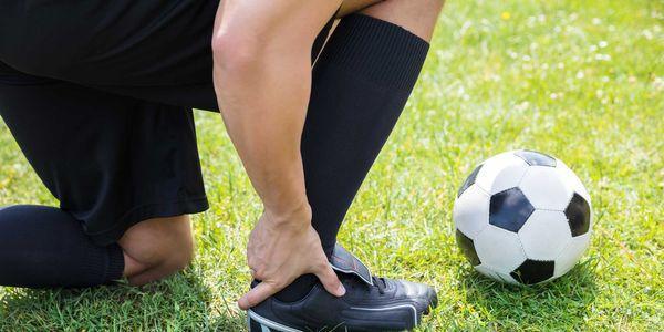 impacto posterior no tornozelo