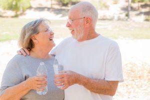 importância da hidratação adequada em idosos