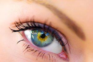 iridologia e seu gráfico