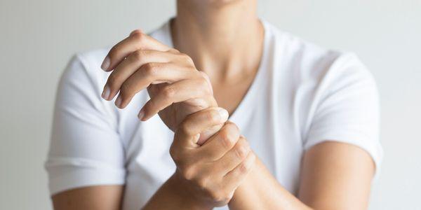 ligamento rasgado no pulso