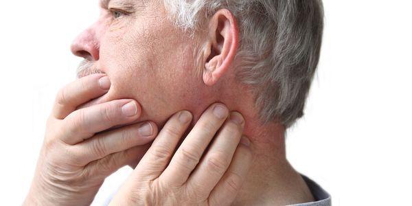 maneiras de aliviar a dor da mandíbula