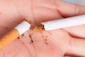 maneiras de se livrar da dependência da nicotina ou dependência do tabaco