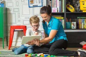 marcos de desenvolvimento de uma criança