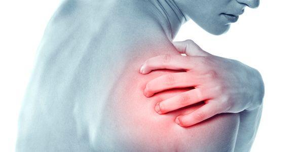 massagem terapêutica para tendinite do manguito rotador