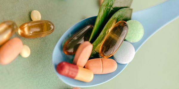 melhores suplementos ervas e vitaminas para o tratamento da depressão