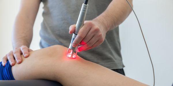 o que é terapia a laser