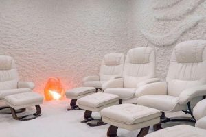 o que é terapia com sal ou haloterapia