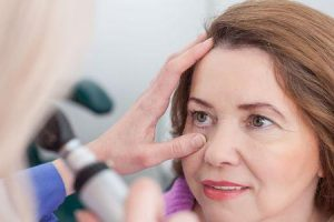pode graves doenças afetam seus olhos