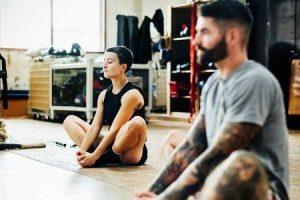 pode meditação ajudar a melhorar o desempenho atlético
