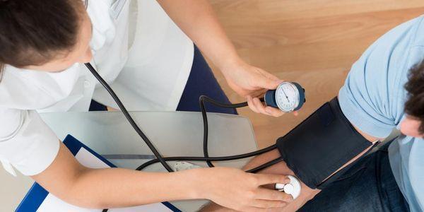 remédios instantâneos para pressão arterial baixa