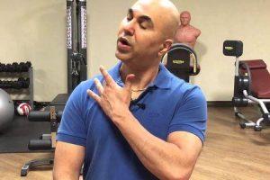 tensão muscular escaleno