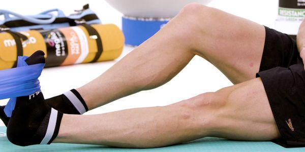tensão muscular tibial anterior