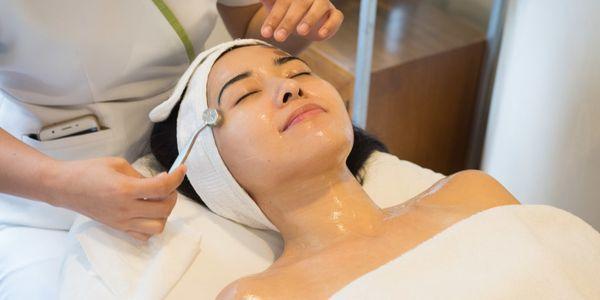 terapia facial