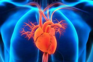 válvula de coração com vazamento