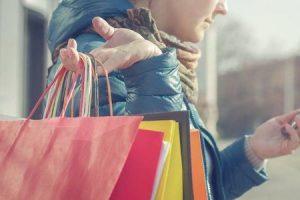 vício compulsivo de compras ou compras