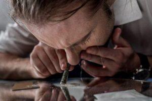 vício em cocaína