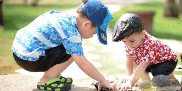 vermes em fezes infantis