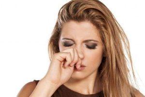 vestibulite nasal