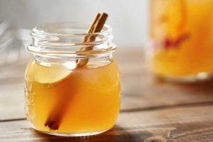 vinagre de maçã bom para retenção de água