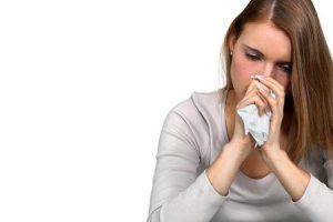 você pode pegar um resfriado quando você já tem um