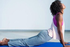 yoga para tireóide