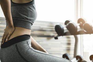 Quais são as características de apresentação de um músculo psoas apertado