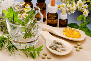 Opções alternativas de tratamento