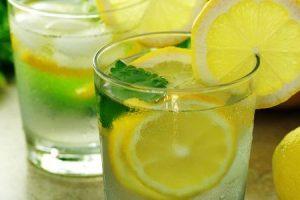 agua de limão e refluxo ácido