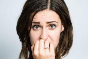 Como você pára de humor hormonal